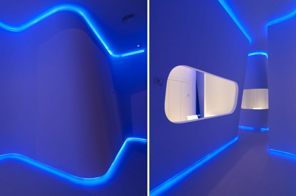 Креативный офис испанской компании Hidrosalud от Cuartopensante Arquitectura