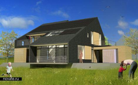 Жилой дом Home for Life в Дании