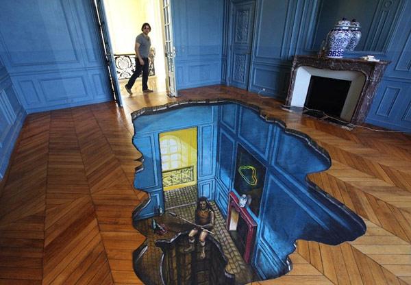 Новое измерение вашей комнаты. Идеи для дизайна интерьеров