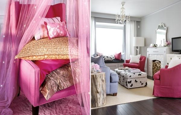«Honeysuckle» - самый актуальный «интерьерный» цвет 2011 года