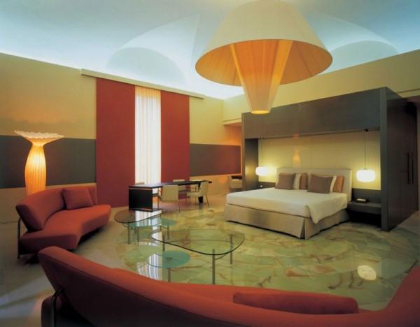 Отель Exedra в Риме