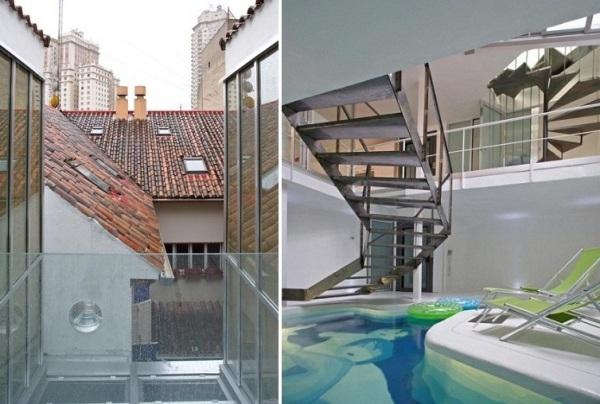 Вертикальная квартира Rota House 07 Manuel Ocana