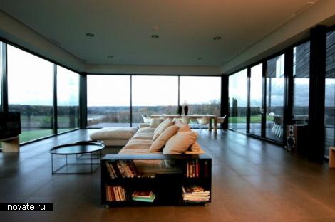 Жилой дом Utriouse от Natkevicius G. and Partners в Литве
