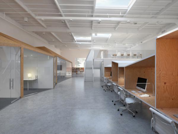 Hybrid Office – офис-город в Лос-Анджелесе