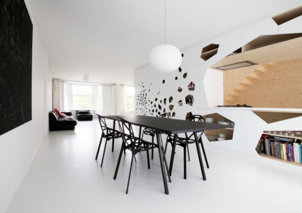 Минималистский «сосновый» интерьер от i29 architects