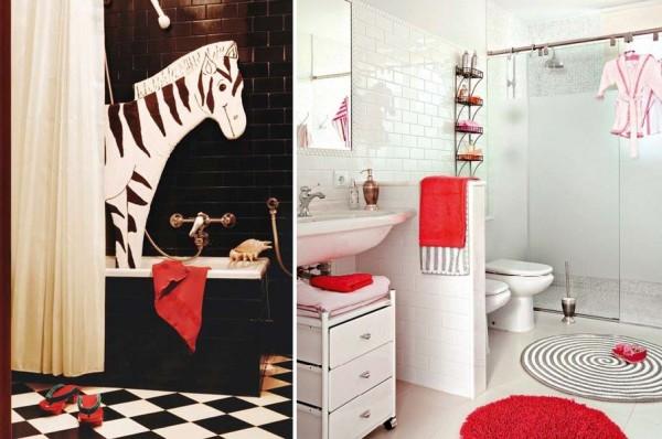 Идеи для дизайна интерьера детской ванной комнаты