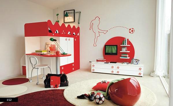 Креативные детские комнаты от