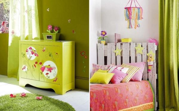 Креативные идеи для дизайна детской комнаты