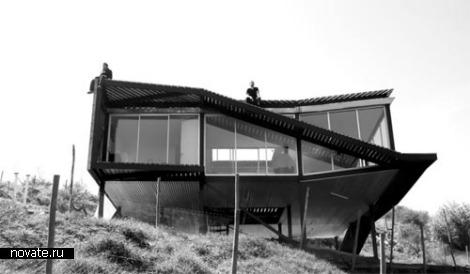 Жилой дом Kiltro House в Чили от Supersudaka
