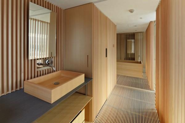 Современные «медитативные» номера в японском отеле Kyoto Kokusai Hotel