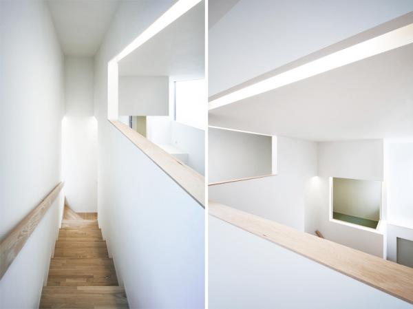 House in Kyobate – «дом без окон» для молодой японской семьи