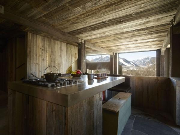 La Muna – современное шале в горах Колорадо