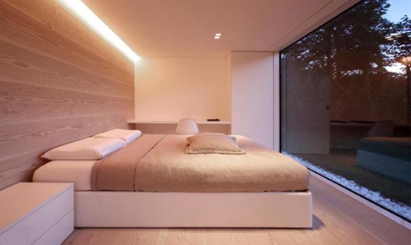 Lake Lugano House – стеклянный дом  от JM Architecture
