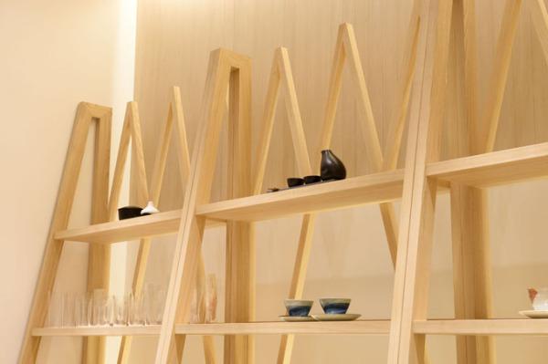 Бутик керамики Masters Craft в Токио (Япония)