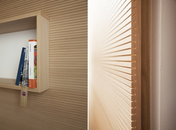 Интерьер комнаты для медитаций от Biancostudio