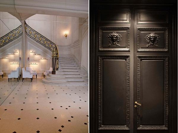 Обновленный нтерьер парижского отеля Maison Champs-Elysees от французского модного дома Maison Martin Margiela