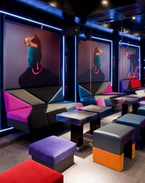 Ночной клуб Club MUSEE в Мадриде (Испания)