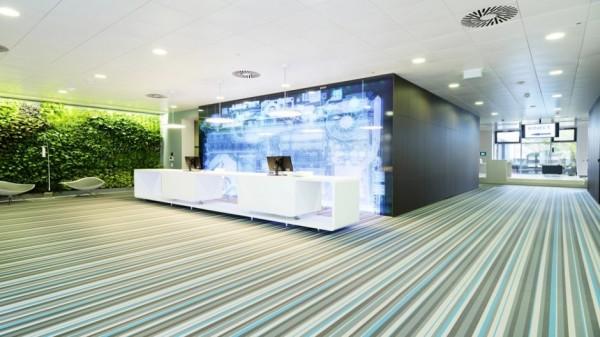 Новая штаб-квартира компании Microsoft в Вене (Австрия)