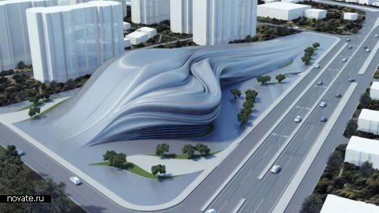 Проект культурного центра Opera House в Измире