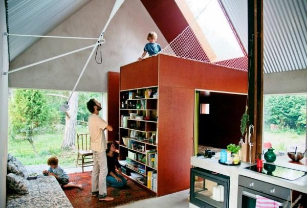 HAMRA – шведский дом от DinellJohansson