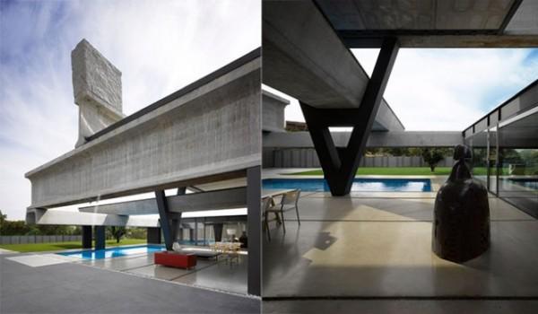 Жилой дом Hemeroscopium House от Ensamble Studios