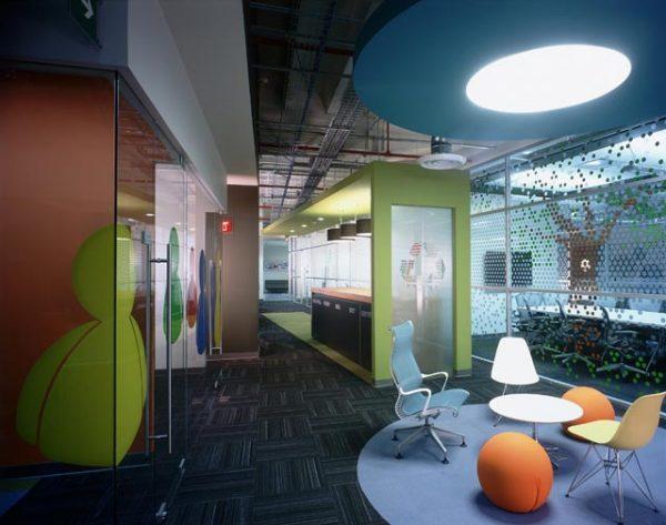 Новый офис компании Prodigy MSN от мексиканских дизайнеров