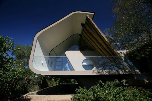 Wright conversion - современное расширение традиционного южноафриканского бунгало