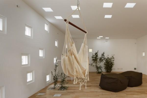 RoomRoom – жилой дом от Takeshi Hosaka Architects