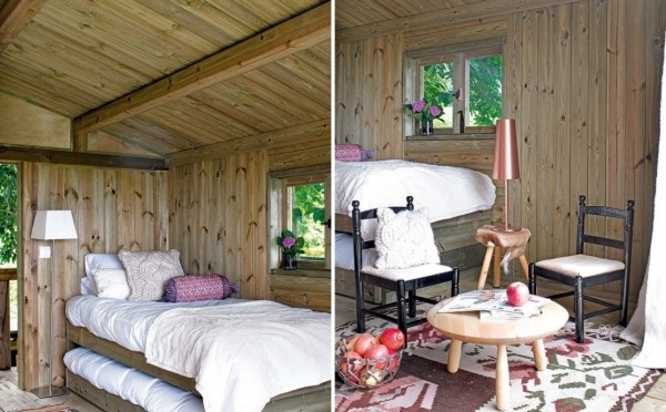 Rustic Garden Mini-House - полная релаксация в атмосфере «village style»