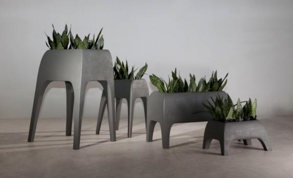 Safari Planters - коллекция горшков для декоративных растений