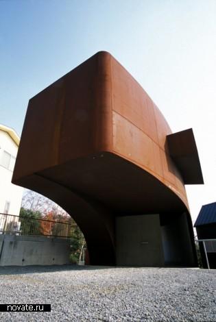 Жилой дом SHIP от Katsuhiro Miyamoto & Associates