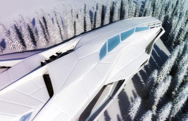 The Big Sky Lodge – «мышечная система» горно-лыжного курорта