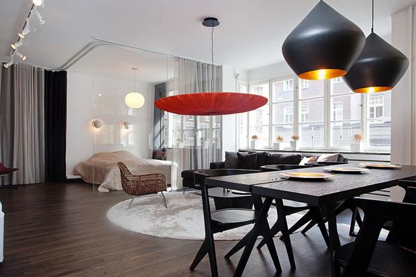 Много стиля в маленькой квартире. Идеи для дизайна малогабаритных пространств