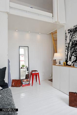 Оформление интерьера маленького помещения