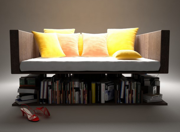 Диван Ransa от Younes Duret Design