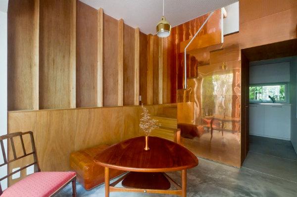 Жилой дом Split machiya от Atelier bow wow в Токио (Япония)