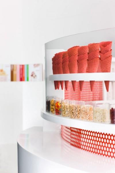 Sprinkles Ice Cream – концептуальный магазин мороженого от a l m project