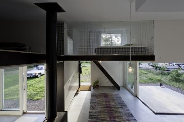 Жилой дом Small Swedish House от Dinell Johansson