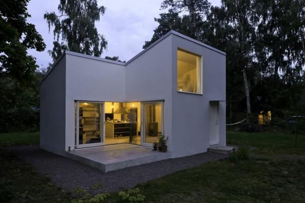 Как сделать небольшой дом