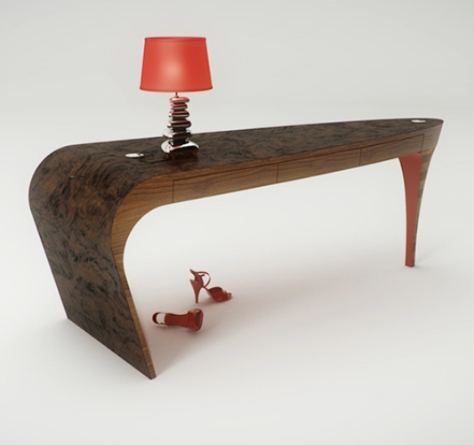 Стол Stiletto от Splinter Works