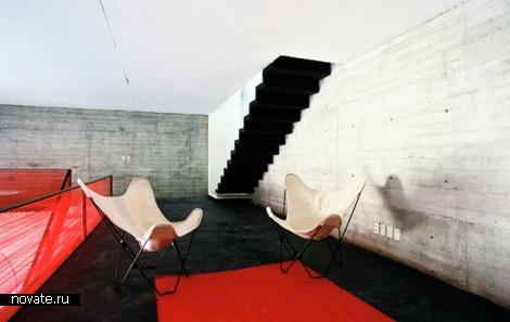 Дом TDA House в Мексике