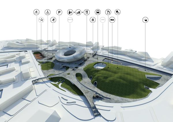 Innovative Tennis Center – инновационный теннисный центр в Болгарии