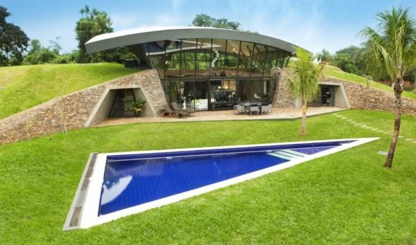 Two Homes – биоклиматический дом в Парагвае