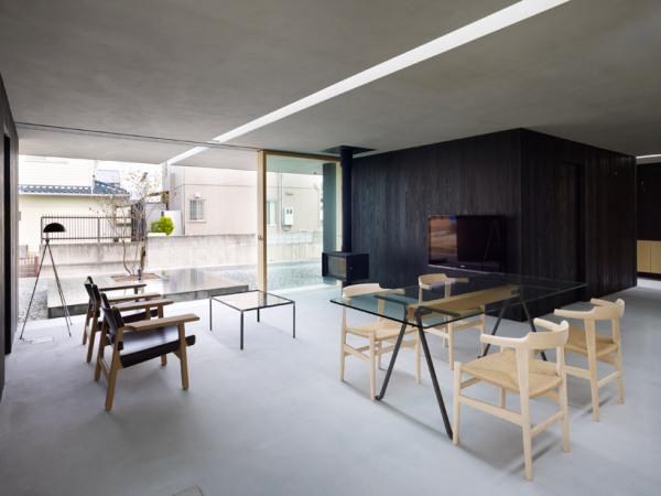 Жилой дом House in Tokushima в Токусиме (Япония) от Suppose design office