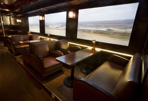 The Passenger – «вагон-ресторан» в центре Мадрида