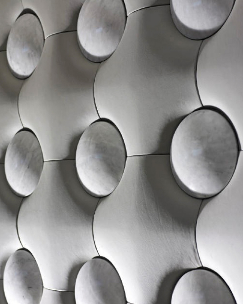 Стеновые панели от итальянской компании-производителя Pelle Pietra