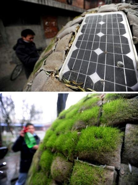 Egg House – альтернативный эко-дом от Дай Хайфэй (Dai Haifei)