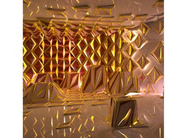 Футуристический ночной клуб в стиле Harajuku в Нью-Йорке