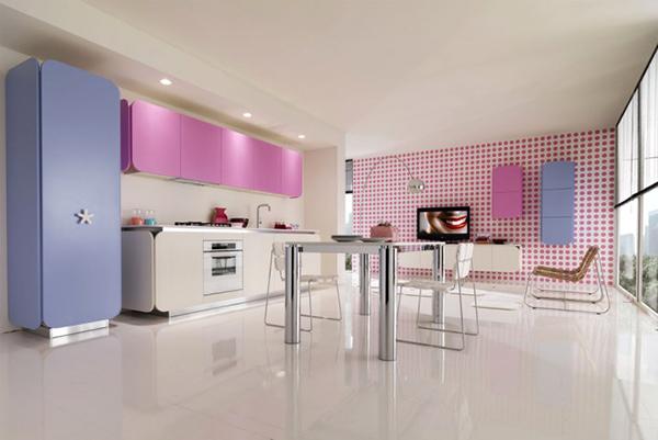 Коллекцея кухонь IT-IS от Euromobil