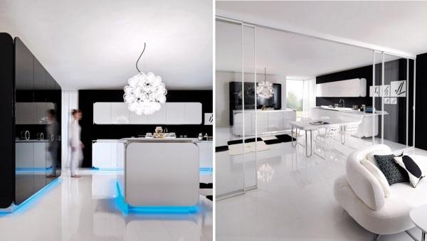 Коллекция кухонь IT-IS от Euromobil